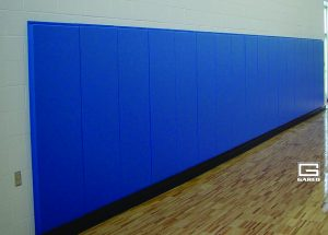 Gym & Wrestling room wall pads