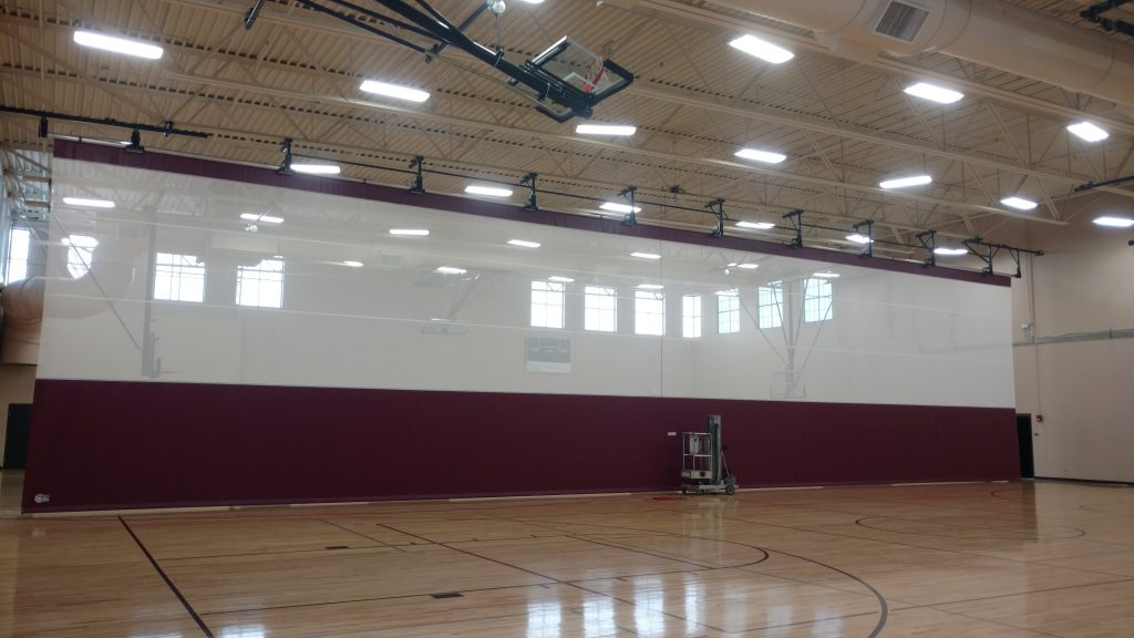 Lovely Gym Divider Curtain Prices