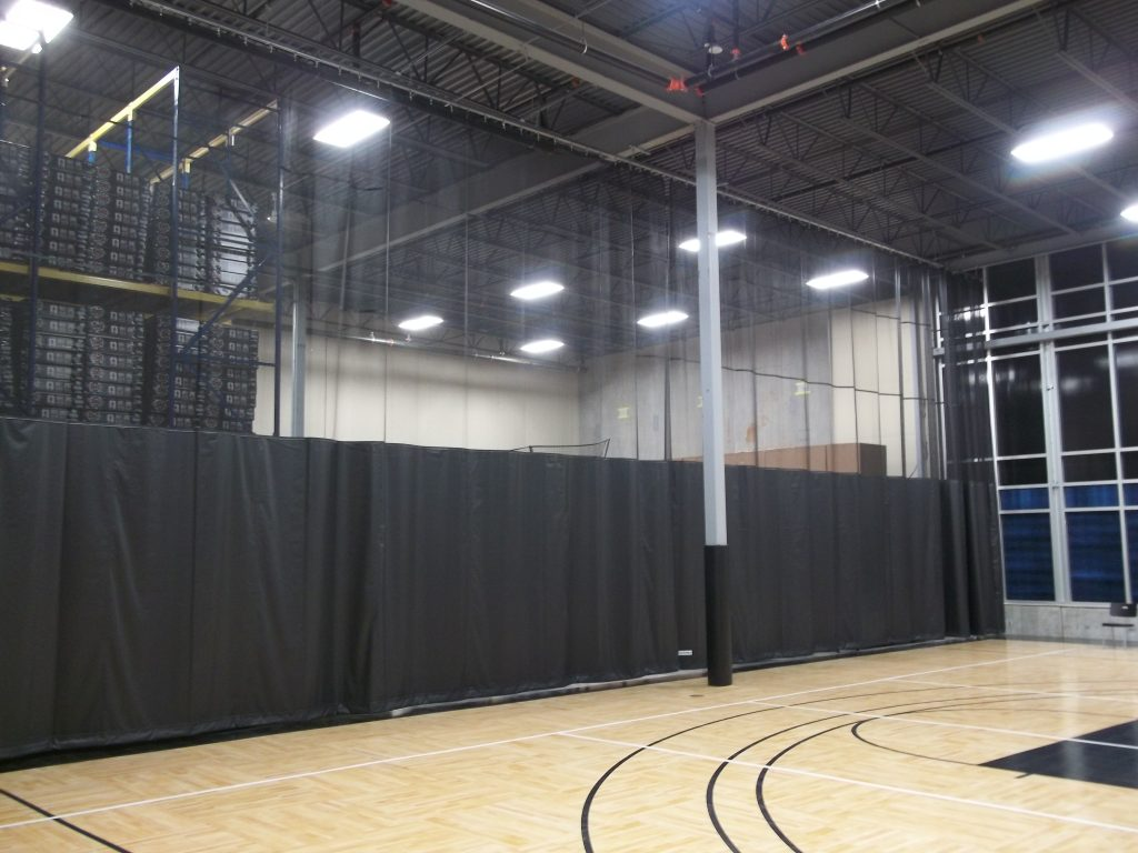 Gym stage curtains home the honoroak